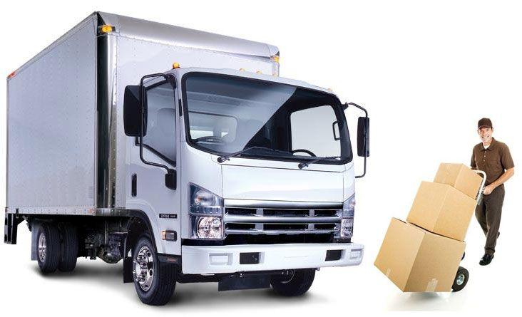 Transporte de grandes volumes